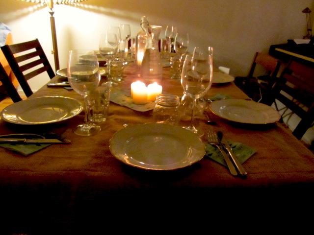 A Full Table